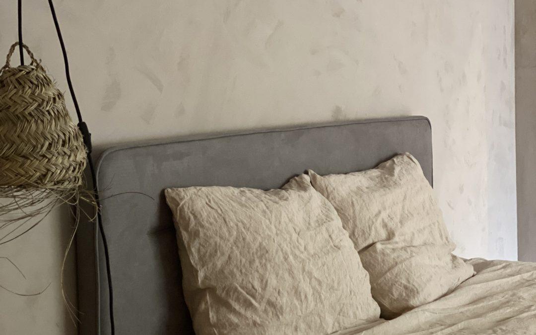 Sleep enstijl in stijl in een heerlijk bed….